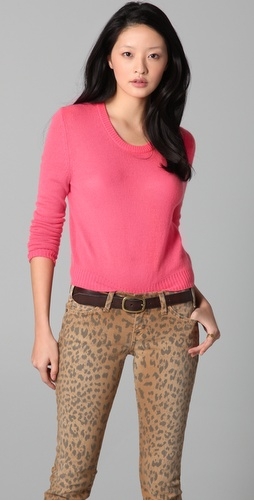 Bop Basics Cashmere Bossy Sweater