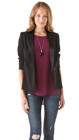 Bop Basics Tuxedo Jacket