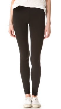 Bop Basics Basic Full Length Leggings