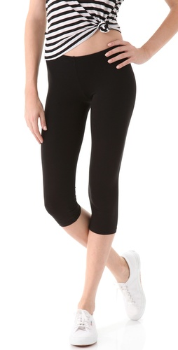 Bop Basics Basic Cropped Leggings