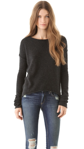 Bop Basics Infinite Cashmere Sweater