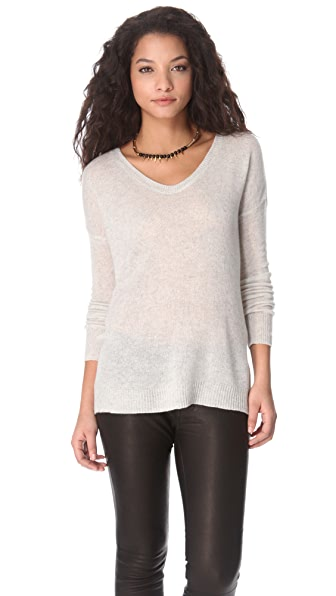 Bop Basics Cashmere Billower Sweater