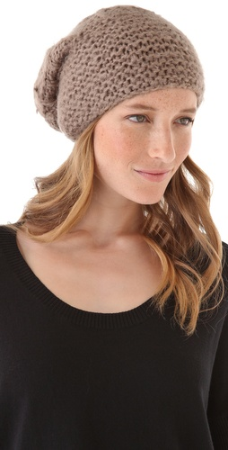 Bop Basics Thick Knit Cuff Hat at Shopbop.com