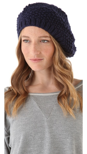 Bop Basics Thick Knit Beret