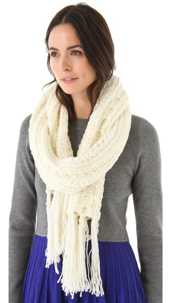Bop Basics Fisherman Scarf
