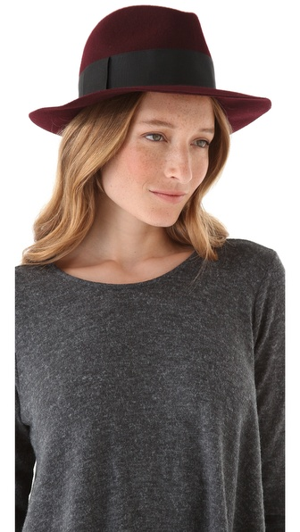 Bop Basics Modern Classic Fedora
