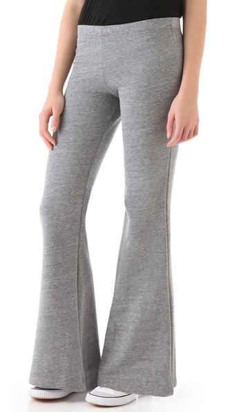 Bop Basics Bell Bottom Sweatpants