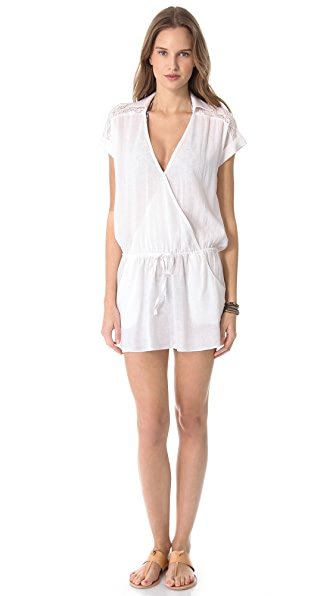 Bop Basics Cabana Cover Up