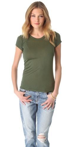 Kupi Bop Basics Crew Neck Tee i Bop Basics haljine online u Apparel, Womens, Tops, Tee,  prodavnici online