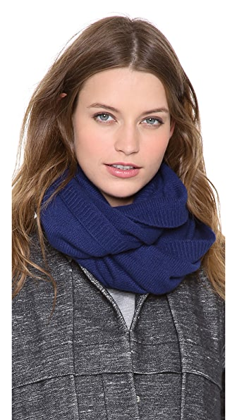 Bop Basics Cashmere Double Wrap Infinity Scarf