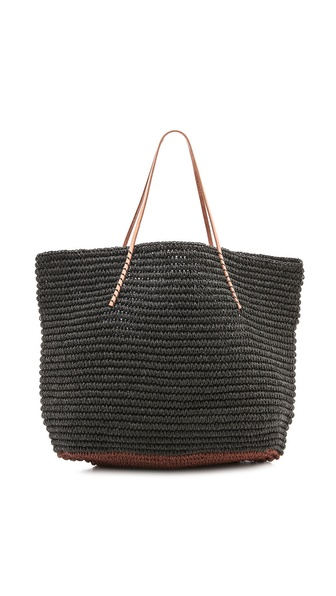 Bop Basics Twisted Colorblock Tote
