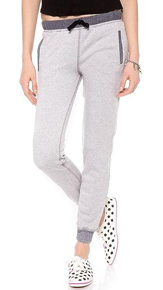 Bop Basics Contrast Sweatpants