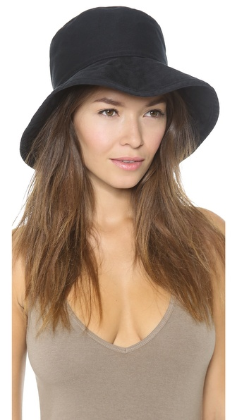 Bop Basics Crusher Hat - Black at Shopbop / East Dane