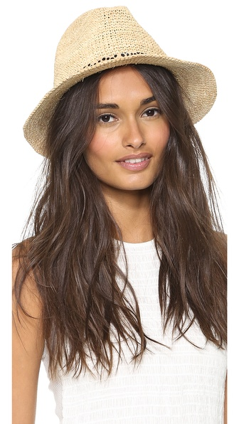 Bop Basics Fem Haircalf Fedora