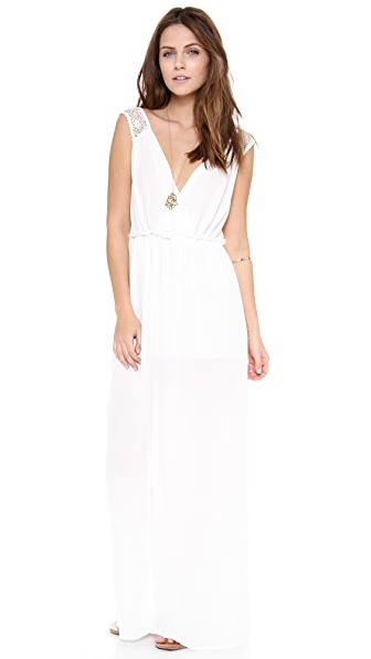Bop Basics Sun Goddess Cover Up Dress