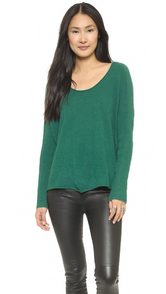 Bop Basics Roxboro Cashmere Sweater
