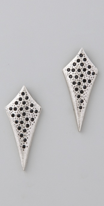 Bop Bijoux Spike Earrings
