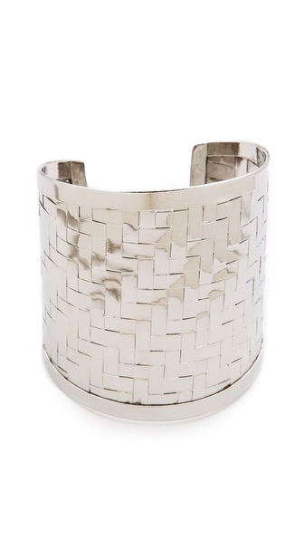 Bop Bijoux Woven Cuff