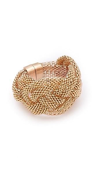 Bop Bijoux Horizontal Braid Bracelet