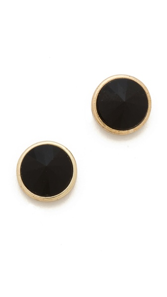 Bop Bijoux Pointed Stud Earrings