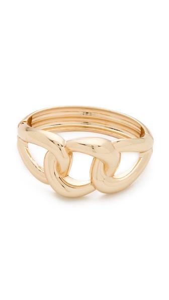 Bop Bijoux Chain Link Cuff Bracelet