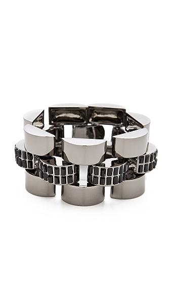 Bop Bijoux Oversized Link Bracelet