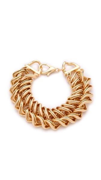 Bop Bijoux Zipper Chain Bracelet