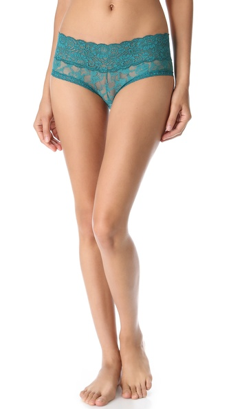 Bopeeps London Heart Shaped Half Knickers