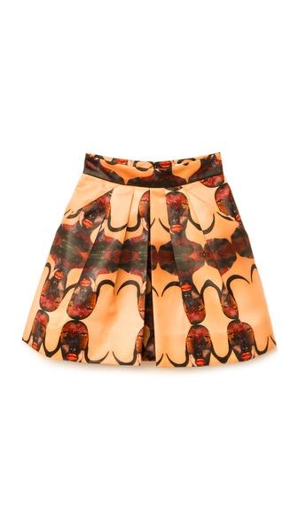 Born Free Prada Child's Pleated Skirt