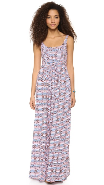 Born Free Marni Maxi Dress - Multi