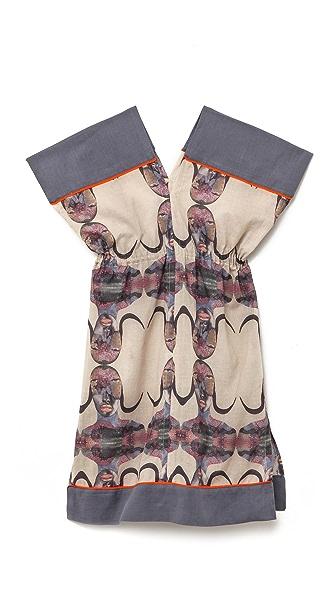 Born Free lemlem Child's Patio Dress