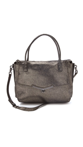 Botkier Valentina Metallic Satchel