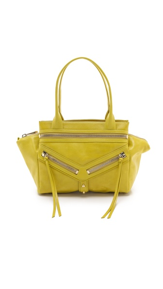 Botkier Legacy Small Satchel - Citron