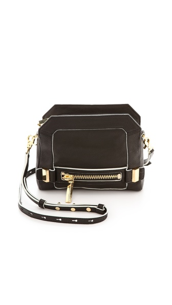 Botkier Honore Cross Body Bag - Black