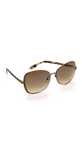 Bottega Veneta Special Fit Glam Sunglasses