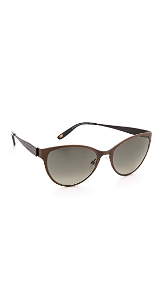 Bottega Veneta Cat Eye Sunglasses