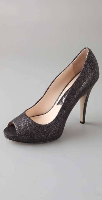 Boutique 9 Alfa Open Toe Pumps