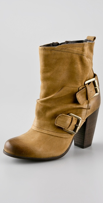 Boutique 9 Dode Buckle Booties