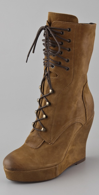 Boutique 9 Bojana Platform Wedge Boots