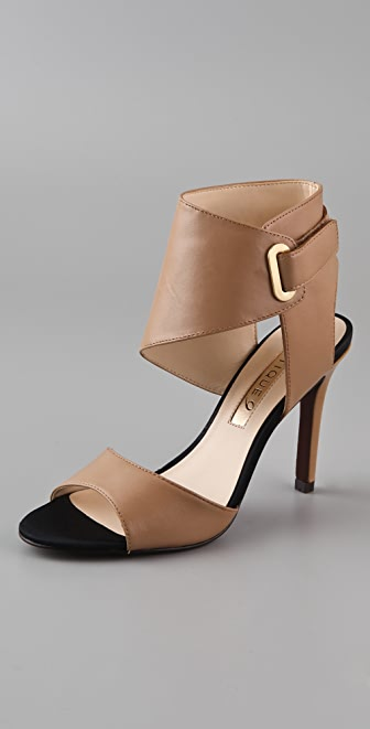 Boutique 9 Phylicia High Heel Ankle Cuff Sandals