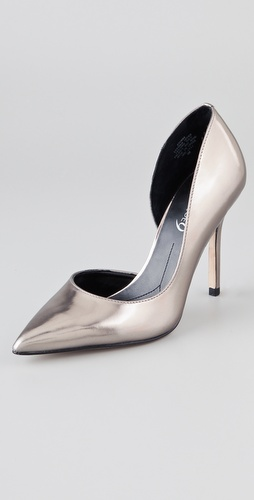 Boutique 9 Orra Mirrored Pumps