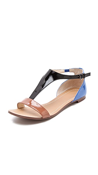 Boutique 9 Piraya Colorblock Sandals