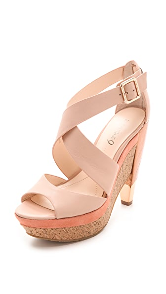 Boutique 9 Umberta Wedge Sandals