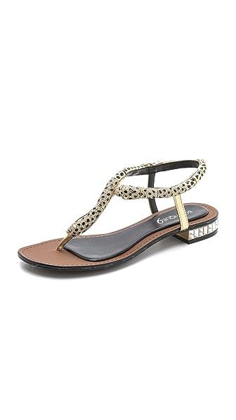 Boutique 9 Bye Babe Flat Sandals