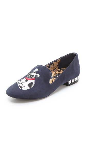 Boutique 9 French Bulldog Loafers