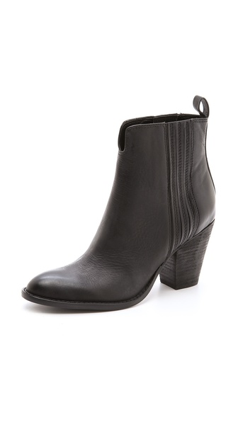 Boutique 9 Raiden Mid Heel Booties