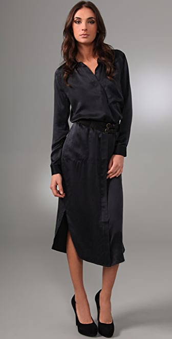 Brochu Walker Long Shirtdress