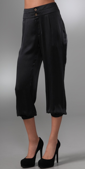 Brochu Walker Pleated Trousers