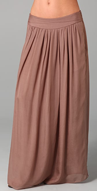 Brochu Walker Maxi Skirt