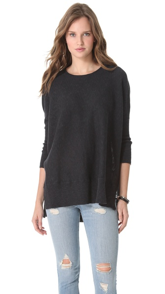 Brochu Walker Beach Tunic Sweater